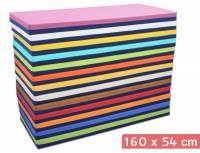 Liegepolster 160 x 54 x 8 cm (Baumwollstoff/Kunstleder)