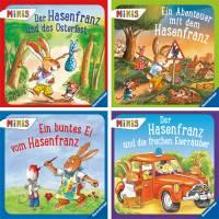 Ravensburger Minis Nr. 97 - Ostern mit dem Hasenfranz | 40er Set