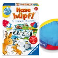 Hase hüpf! - Das Bewegungsspiel mit dem Farbball