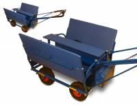 Kindertransportwagen - Ausflugswagen Krippe mit Elektromotor