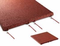 Fallschutzplatte Terrasoft | 50 x 50 cm