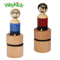 Weykick Magnetfußball | 2 Spielfiguren inklusive Magnete