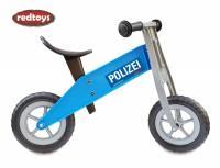 redtoys Laufrad Mini-Tourer Polizei U3