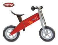 redtoys Laufrad Mini-Tourer Feuerwehr U3
