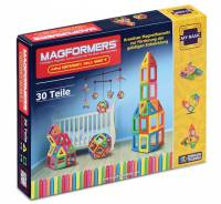 Magformers My Basic Set - 30 Teile