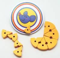 Geschicklichkeitsspiel Käsebrett