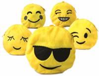 Geldbörse Smiley Ø 11 cm