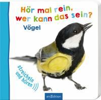 Hör mal rein, wer kann das sein? | Vögel