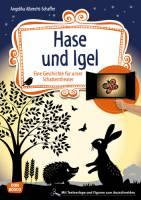 Schattentheater - Hase und Igel