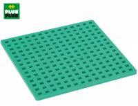 Plus-Plus Mini Bausteine - Bauplatten 12er Set