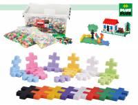 Plus-Plus Mini Bausteine - 6000er Set | Kiga und Schule