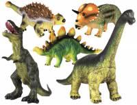 Softtiere XXL 5er Set - Dinosaurier