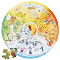 Lernpuzzle XXL Vier Jahreszeiten