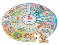 Lernpuzzle XXL Mein Tag