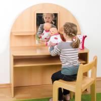 Frisierkommode für Kinder