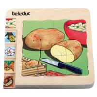 Lagenpuzzle Kartoffel