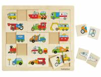 Puzzle Match & Mix Transport
