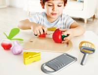 Kinderküche - Hape Kochgrundlagen Set, 10-teilig