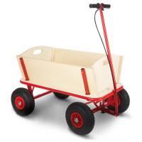 Bollerwagen mit Feststellbremse | Länge 90 cm