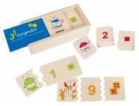 Cognito Puzzle - Zählen und Zahlen