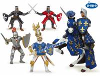Papo Ritterfiguren | Set Nr. 3
