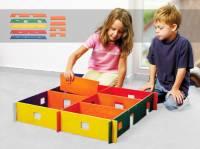 Das Spielhaus | Puppenhaus 70 x 70 cm