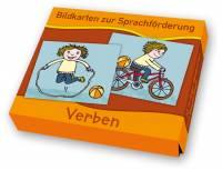Bildkarten zur Sprachförderung - Verben