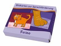 Bildkarten zur Sprachförderung - Reime