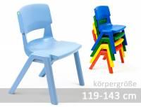 Postura Plus Kinderstuhl - Sitzhöhe 35 cm
