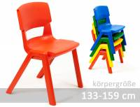 Postura Plus Kinderstuhl - Sitzhöhe 38 cm