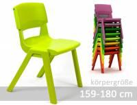 Postura Plus Schülerstuhl - Sitzhöhe 46 cm | Neue Version