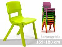 Postura Plus Schülerstuhl - Sitzhöhe 46 cm | Version 2019