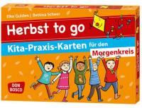 Kita-Praxis-Karten: Herbst to go