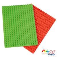 Poly-M Bauplatten Mega 2er Set