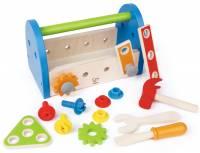 Spielwerkzeug - Werkzeugkasten | 17 Teile