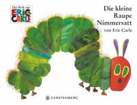Die kleine Raupe Nimmersatt - Klitzekleine Ausgabe