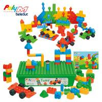 Poly-M Twini Kiga Set XL - 358 Teile