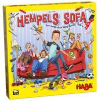Hempels Sofa - Der verdrehte Weg durchs Chaos