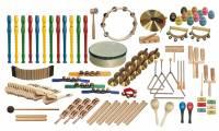 Musikinstrumente - Set Nr. 1   108-teilig