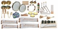 Musikinstrumente - Set Nr. 2   114-teilig