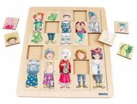 Puzzle Match & Mix Kids | Sortierpuzzle Fantasy