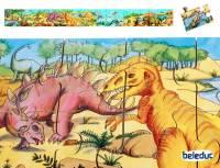 Bodenpuzzle Dinosaurier | 40-teilig