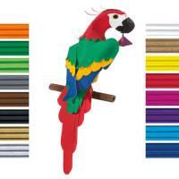Wellpappe 50 x 70 cm - 10 Bogen pro Farbe
