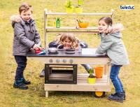Spielküche mobil | Großer Chefkoch