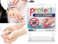 Protect Stempel | Stempeln - Waschen - Schützen