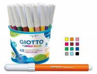 Giotto Turbo Maxi 48er Set