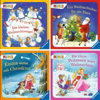 Ravensburger Minis Nr. 117 - Zauberhafte Weihnachtsgeschichten | 40er Set