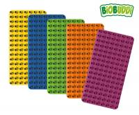BiOBUDDi Bauplatten 5er Set