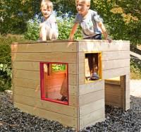 Spielhaus Würfel