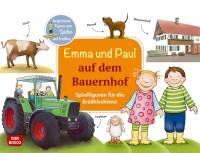 Erzählschiene | Emma und Paul auf dem Bauernhof